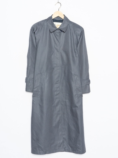 London Fog Trenchcoat in M in blau, Produktansicht