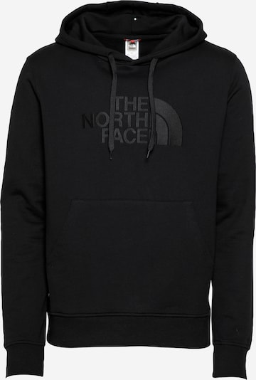 THE NORTH FACE Mikina 'Drew Peak' - černá, Produkt