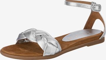 UNISA Sandale in Silber