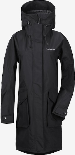 Didriksons Tussenparka 'THELMA WNS PARKA 5' in de kleur Zwart, Productweergave