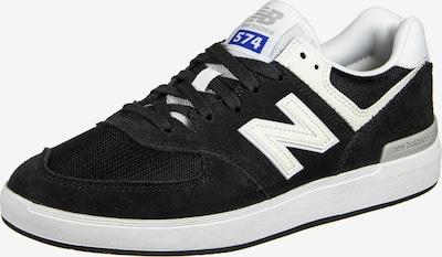 new balance Sneaker in schwarz / weiß, Produktansicht