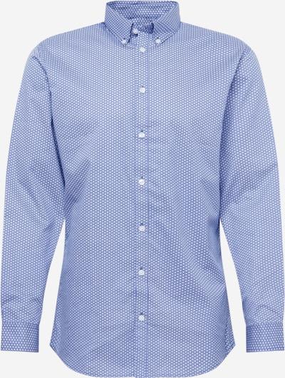 SELECTED HOMME Hemd in blau / weiß, Produktansicht