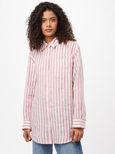Bluză 'RODANO' Weekend Max Mara pe roz pal / alb, Vizualizare model