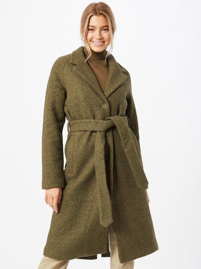 OBJECT Mantel 'Robina' in oliv, Modelansicht