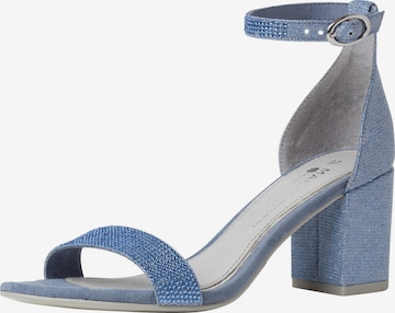 MARCO TOZZI by GUIDO MARIA KRETSCHMER Sandale in Blau