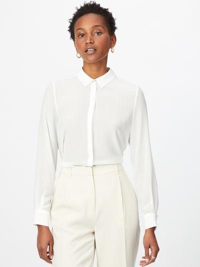 BRUUNS BAZAAR Blouse 'Lillie Corinne' in de kleur Offwhite, Modelweergave
