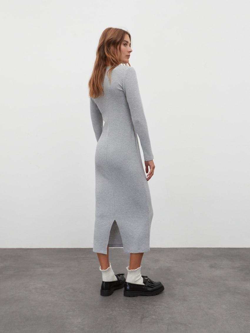Gebreide jurk 'Cleo'