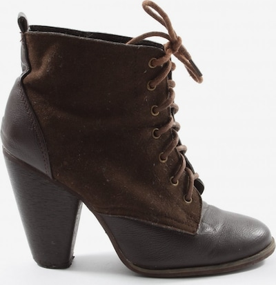 PIECES Dress Boots in 36 in Brown, Item view