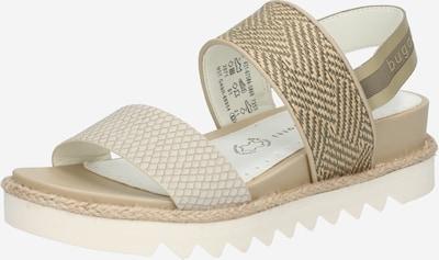 bugatti Sandále - kaki / svetlozelená, Produkt