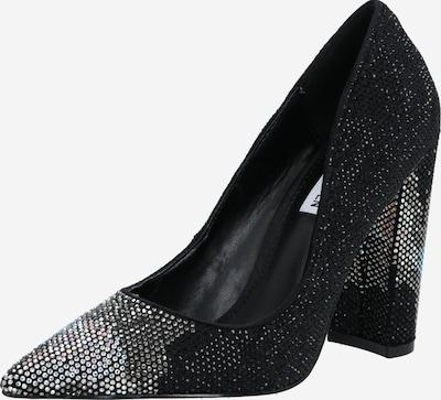 STEVE MADDEN Cipele s potpeticom 'Trala-R' u crna melange / srebro, Pregled proizvoda