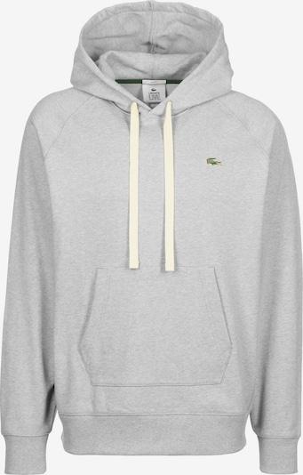 Lacoste LIVE Sweatshirt in hellgrau, Produktansicht