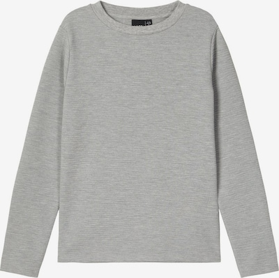 NAME IT Longsleeve in grau, Produktansicht