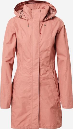 Laisvalaikio paltas 'Kapsiki II' iš VAUDE , spalva - rožinė, Prekių apžvalga