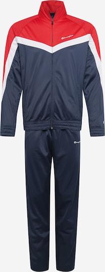 Completo sportivo Champion Authentic Athletic Apparel di colore navy / rosso / bianco, Visualizzazione prodotti