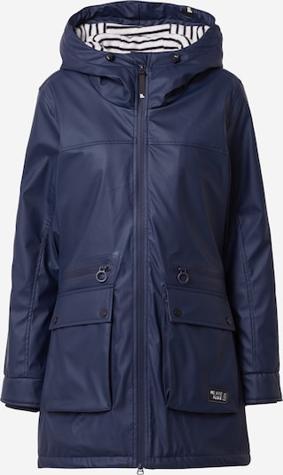 Alife and Kickin Φθινοπωρινό και ανοιξιάτικο μπουφάν 'Audrey' σε μπλε μαρέν, Άποψη προϊόντος