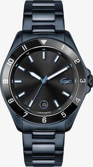 LACOSTE Аналогов часовник в нощно синьо / черно, Преглед на продукта