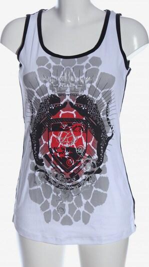 Sportalm T-Shirt in S in rot / schwarz / weiß, Produktansicht