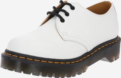Dr. Martens Chaussure à lacets '1461 Bex' en noir / blanc, Vue avec produit