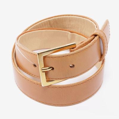 Rena Lange Belt in XS in Brown, Item view