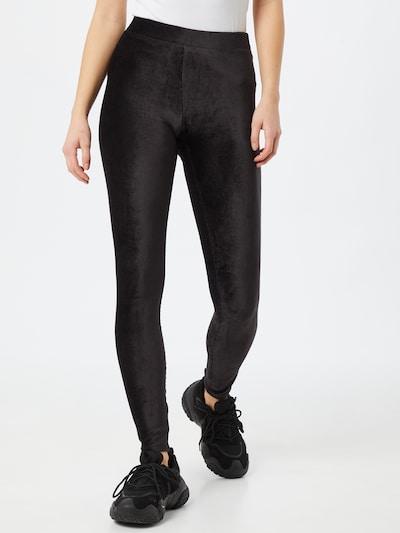Dorothy Perkins Leggings in de kleur Zwart, Modelweergave