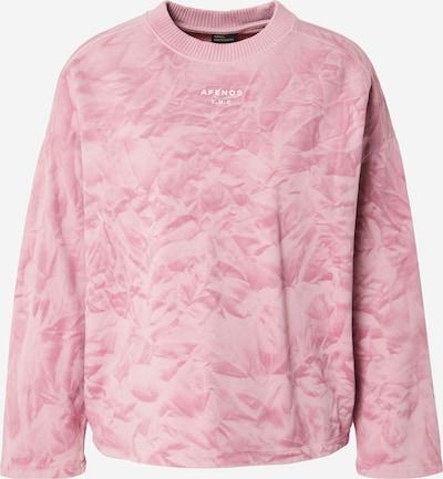 Afends Sweatshirt in rosa, Produktansicht