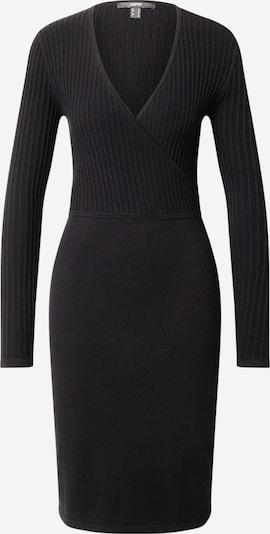 Esprit Collection Vestido de punto en negro, Vista del producto