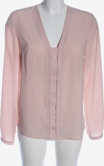 NIFE Hemd-Bluse in M in hellgrau / pink, Produktansicht