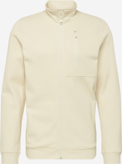 TOM TAILOR DENIM Fleece jas in de kleur Beige, Productweergave
