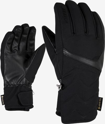ZIENER Skihandschuhe 'KYRENA GTX' in schwarz, Produktansicht