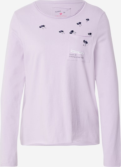 LIEBLINGSSTÜCK Shirt 'Dalma' in lila / mischfarben, Produktansicht