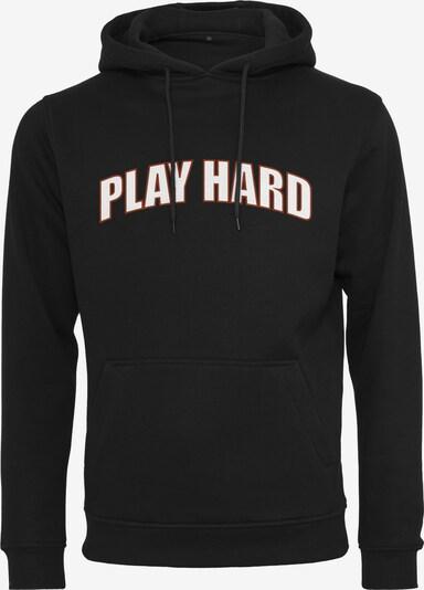 Mister Tee Sweatshirt in mischfarben / schwarz, Produktansicht