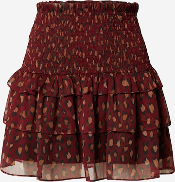 Twinset Skirt in Red