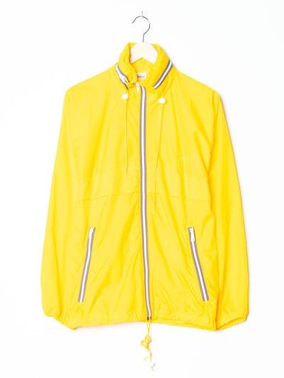 Active Regenmantel in M-L in gelb, Produktansicht
