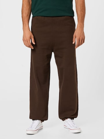 Pantaloni 'Ethan' di WEEKDAY in marrone
