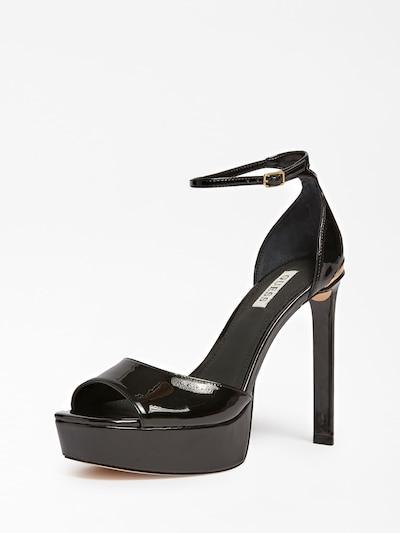 GUESS Sandalette in schwarz, Produktansicht