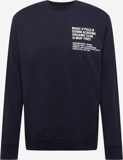 Marc O'Polo DENIM Sweatshirt in marine blue / White, Item view