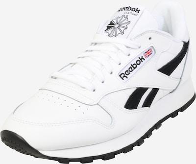 Reebok Classic Sneaker in schwarz / weiß, Produktansicht