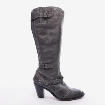 Belstaff Dress Boots in 40 in Grey