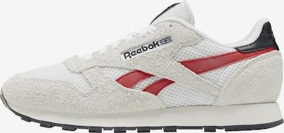 Reebok Classics Sneaker in navy / grau / rot / weiß, Produktansicht