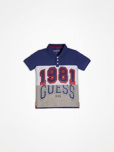 GUESS KIDS Guess Kids Poloshirt in blau, Produktansicht