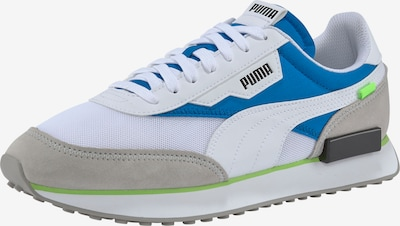PUMA Sneakers in Blue / Mixed colors / White, Item view