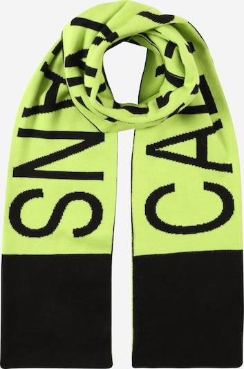 Calvin Klein Jeans Šalle 'Mirror', krāsa - neonzaļš / melns, Preces skats