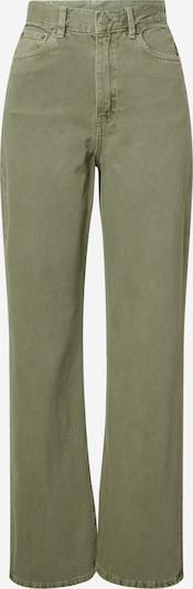 Dr. Denim Jeans 'Echo' i grøn, Produktvisning