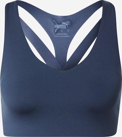 PUMA Sport-BH in taubenblau, Produktansicht