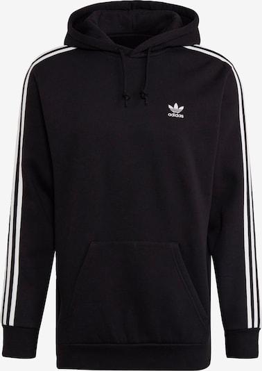 ADIDAS ORIGINALS Sweatshirt in schwarz / weiß, Produktansicht