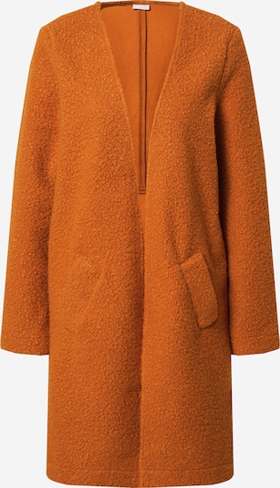 VILA Pletena jopa   rjasto rjava / oranžno rdeča barva, Prikaz izdelka