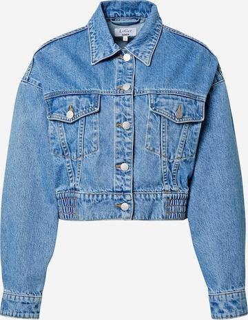 LeGer by Lena Gercke Between-Season Jacket 'Gitta' in Blue