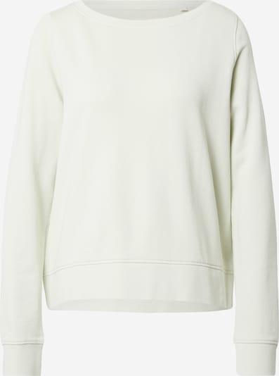 Marc O'Polo Sweat-shirt en vert pastel, Vue avec produit