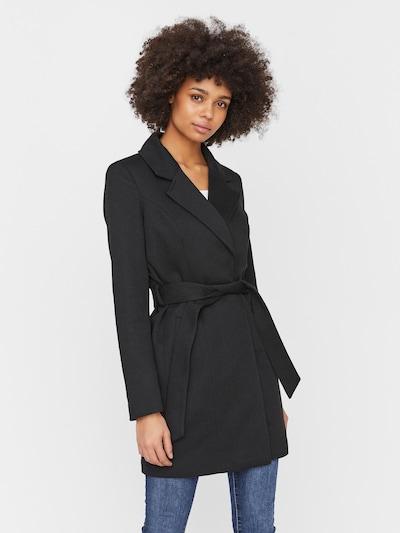 VERO MODA Prijelazni kaput u crna, Prikaz modela