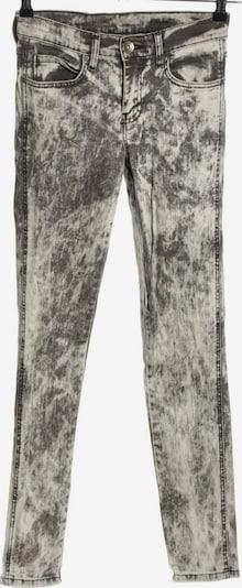 Dr. Denim Skinny Jeans in 25-26 in hellgrau / weiß, Produktansicht